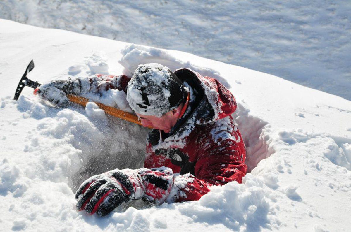 Zimná príprava v Alpách - Classic
