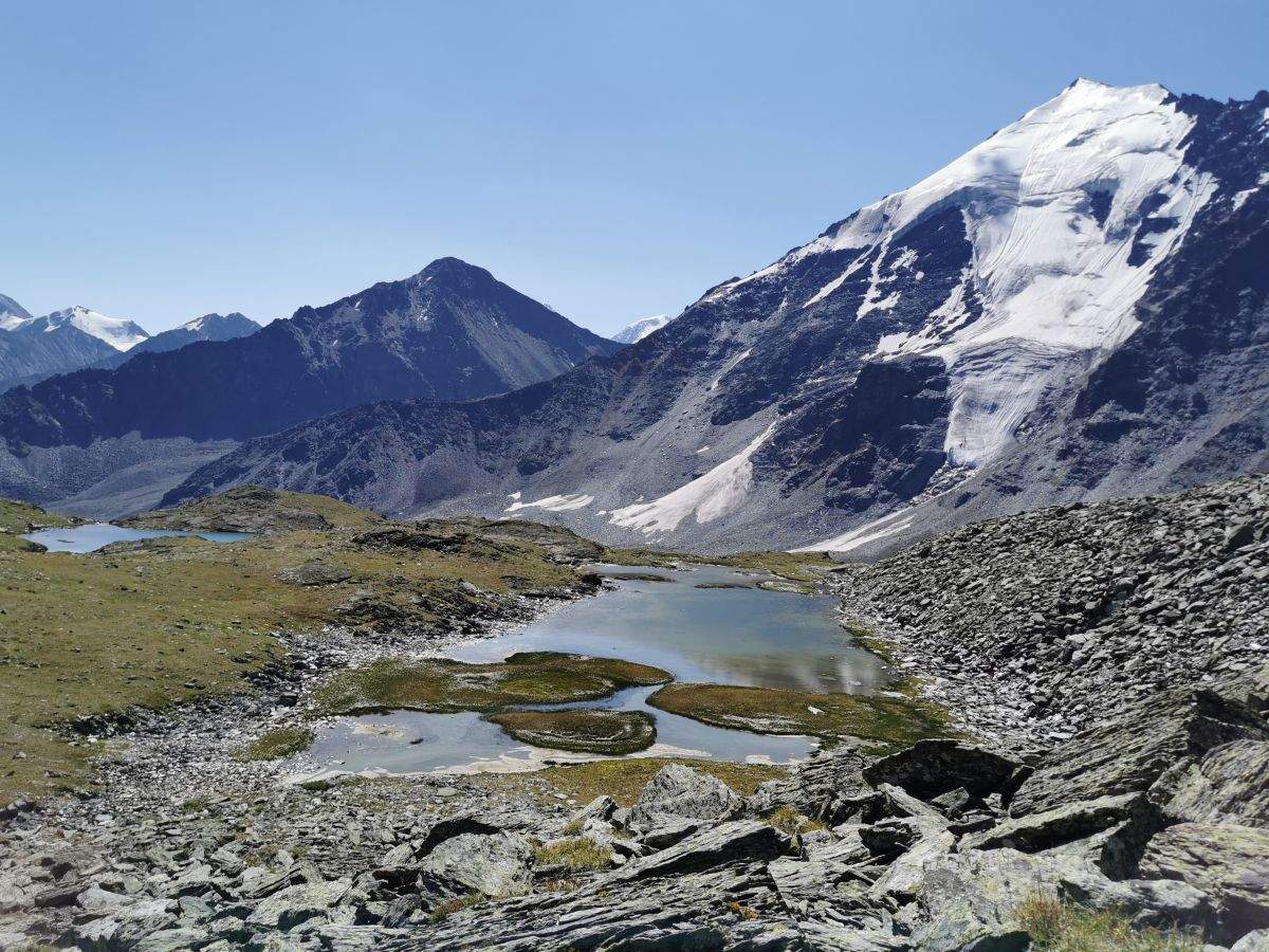 Belucha trekking 2021