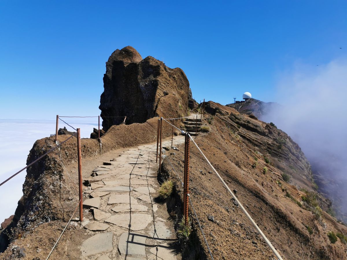 Madeira - z levády do nelevády