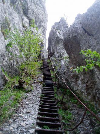 Klettersteigy Raxalpe 2006