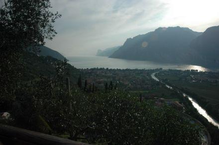Hory v okolí Lago di Garda 2006