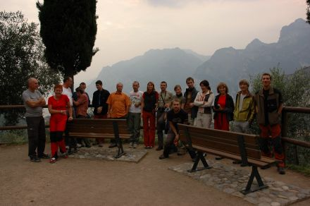 Hory v okolí Lago di Garda 2007