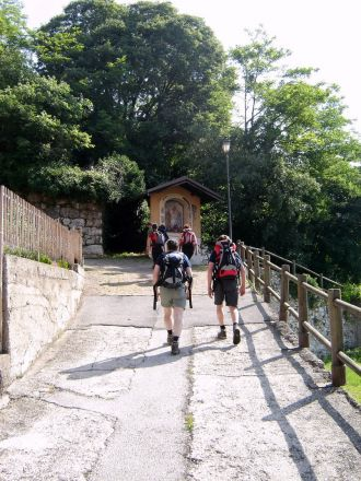Hory v okolí Lago di Garda I. 2008