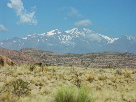 Expedícia Aconcagua 2007